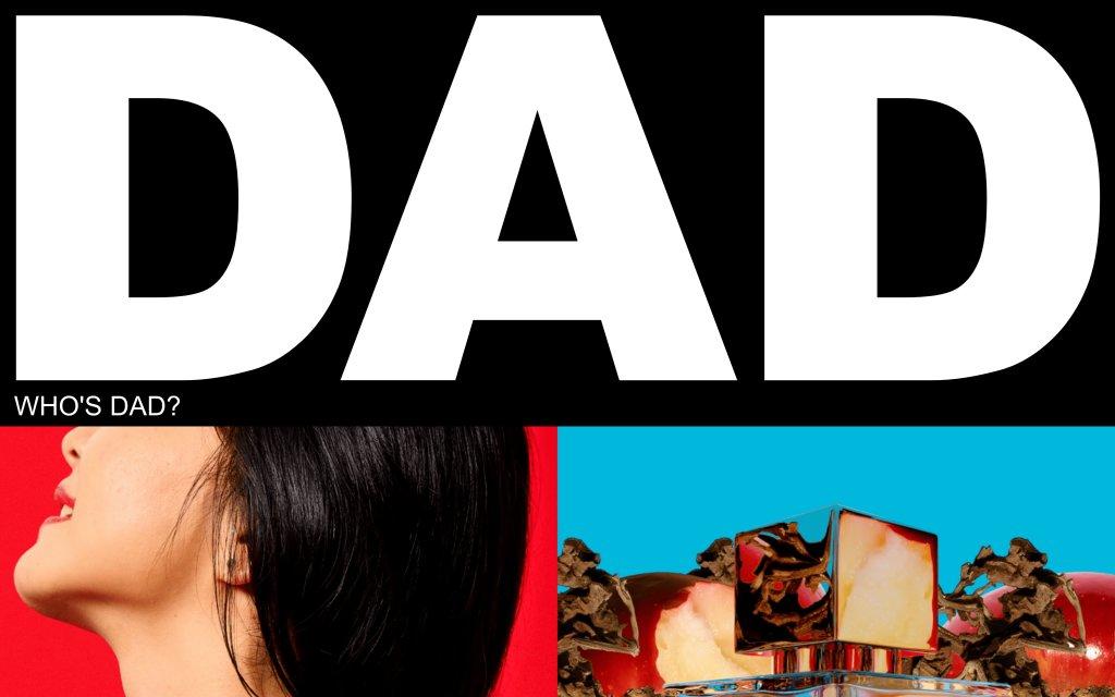 Screenshot of the website DAD Studio